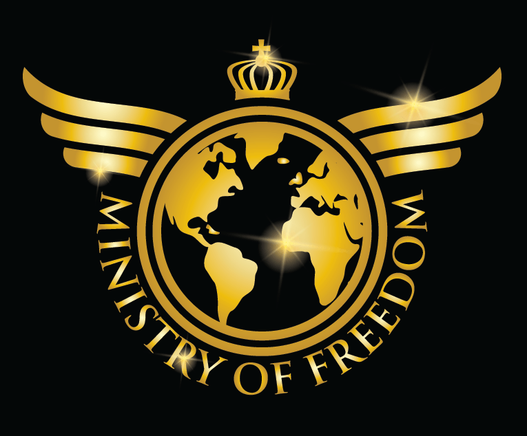 logo for the ministry of freedom